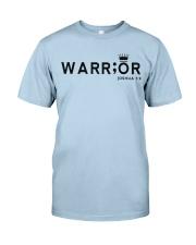 Warrior Classic T-Shirt front