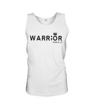Warrior Unisex Tank thumbnail