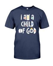I Am A Child Of God Premium Fit Mens Tee thumbnail