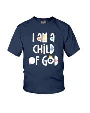 I Am A Child Of God Youth T-Shirt thumbnail