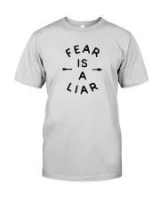 Fear Is A Liar Premium Fit Mens Tee thumbnail