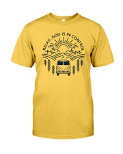 Relax God Is In Control Classic T-Shirt thumbnail