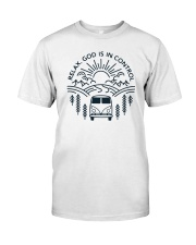 Relax God Is In Control Premium Fit Mens Tee thumbnail