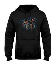 Veni Sancte Spiritus Hooded Sweatshirt thumbnail