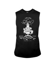 The Lord Is My Light And My Salvation Sleeveless Tee thumbnail