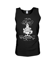 The Lord Is My Light And My Salvation Unisex Tank thumbnail