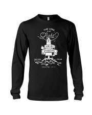 The Lord Is My Light And My Salvation Long Sleeve Tee thumbnail