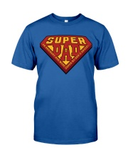 Super Dad Classic T-Shirt front