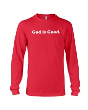 God Is Good Long Sleeve Tee thumbnail