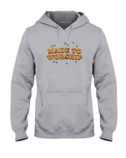 Made To Worship Hooded Sweatshirt thumbnail