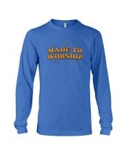 Made To Worship Long Sleeve Tee thumbnail