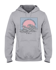If The Oceans Roar Your Greatness - So Will I Hooded Sweatshirt front
