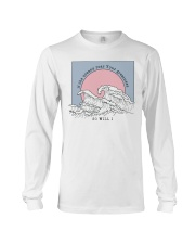 If The Oceans Roar Your Greatness - So Will I Long Sleeve Tee thumbnail