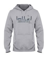 Wherever You Go I Will Go Hooded Sweatshirt thumbnail