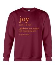 J O Y Crewneck Sweatshirt thumbnail