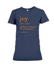 J O Y Premium Fit Ladies Tee tile