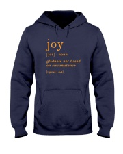 J O Y Hooded Sweatshirt tile