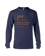 J O Y Long Sleeve Tee thumbnail