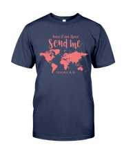 Here I Am Lord - Send Me Premium Fit Mens Tee thumbnail