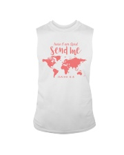 Here I Am Lord - Send Me Sleeveless Tee tile