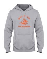 Great Is Your Faithfulness Hooded Sweatshirt thumbnail