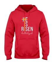 He Is Risen Hooded Sweatshirt thumbnail