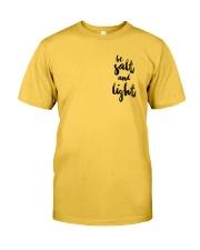 Be Salt And Light Classic T-Shirt thumbnail