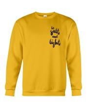 Be Salt And Light Crewneck Sweatshirt front