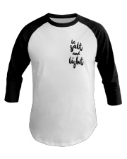 Be Salt And Light Baseball Tee thumbnail