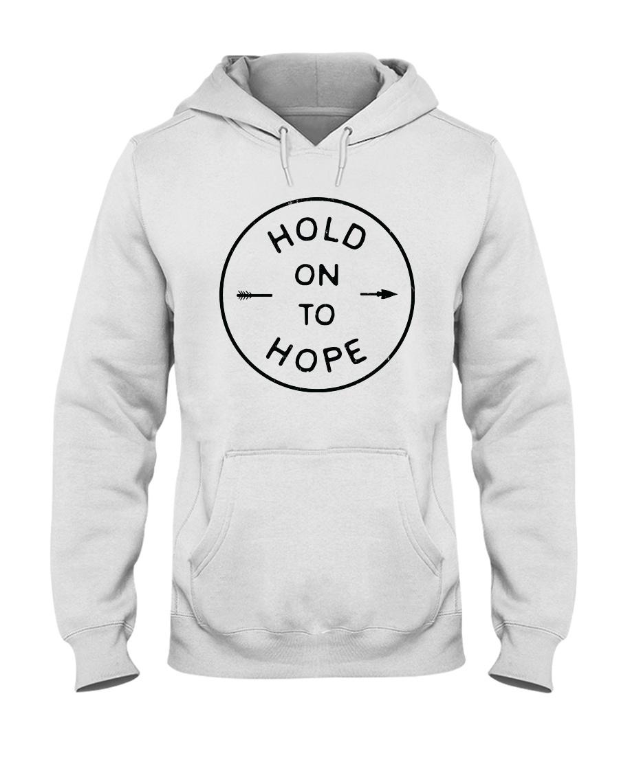 Hold On To Hope Hooded Sweatshirt