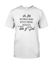Love Of God Classic T-Shirt front