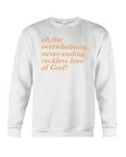 Reckless Love Of God Crewneck Sweatshirt thumbnail