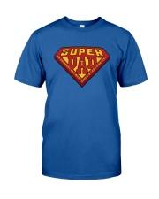 Super Dad Classic T-Shirt front