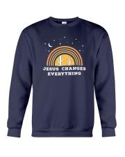 Jesus Changes Everything Crewneck Sweatshirt thumbnail