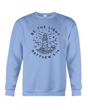Be The Light - Matthew 5:14 Crewneck Sweatshirt thumbnail