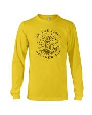 Be The Light - Matthew 5:14 Long Sleeve Tee thumbnail