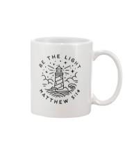 Be The Light - Matthew 5:14 Mug thumbnail