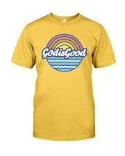 God Is Good Classic T-Shirt thumbnail