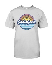 God Is Good Premium Fit Mens Tee thumbnail
