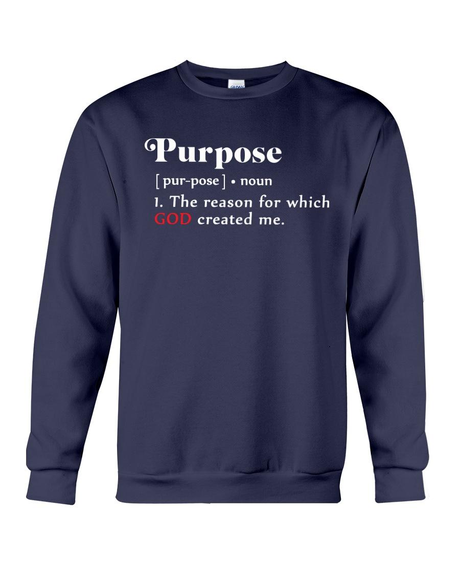 Purpose Crewneck Sweatshirt