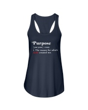 Purpose Ladies Flowy Tank thumbnail