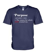 Purpose V-Neck T-Shirt thumbnail