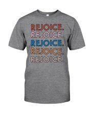 Rejoice Classic T-Shirt thumbnail