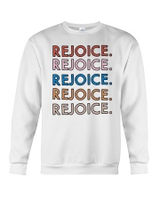 Rejoice Crewneck Sweatshirt thumbnail