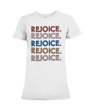 Rejoice Premium Fit Ladies Tee thumbnail