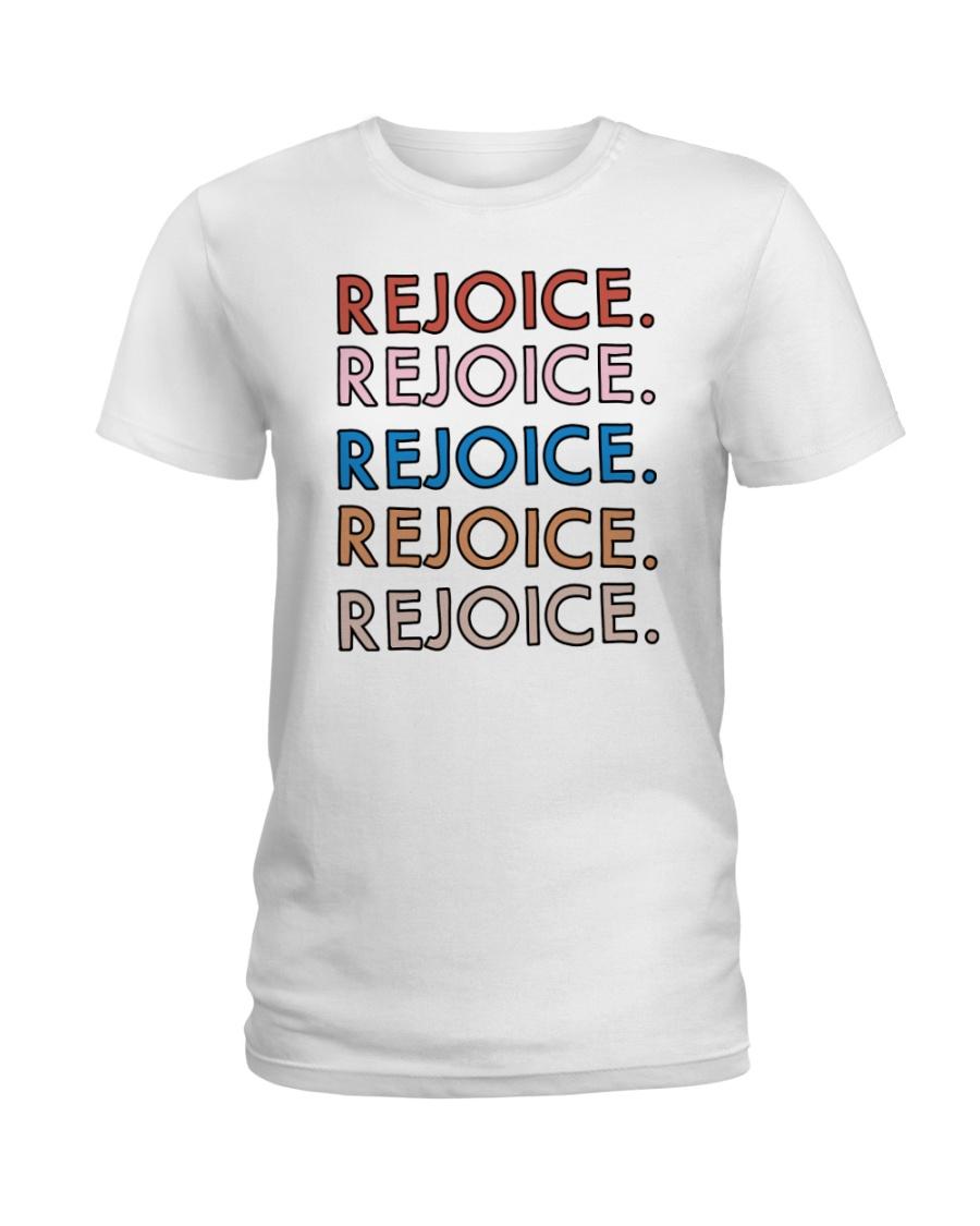 Rejoice Ladies T-Shirt