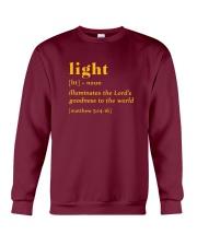 Light Crewneck Sweatshirt thumbnail