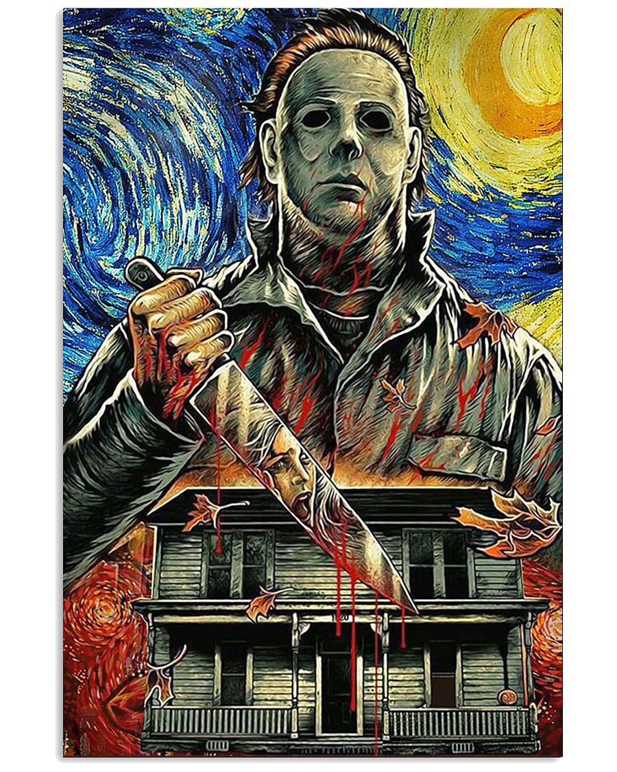 Canvas Killer Of The Night 11x17 Poster