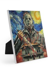 Canvas Killer Of The Night 8x10 Easel-Back Gallery Wrapped Canvas thumbnail