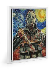 Canvas Killer Of The Night 11x14 White Floating Framed Canvas Prints thumbnail